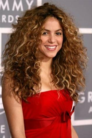 Shakira en los Grammys